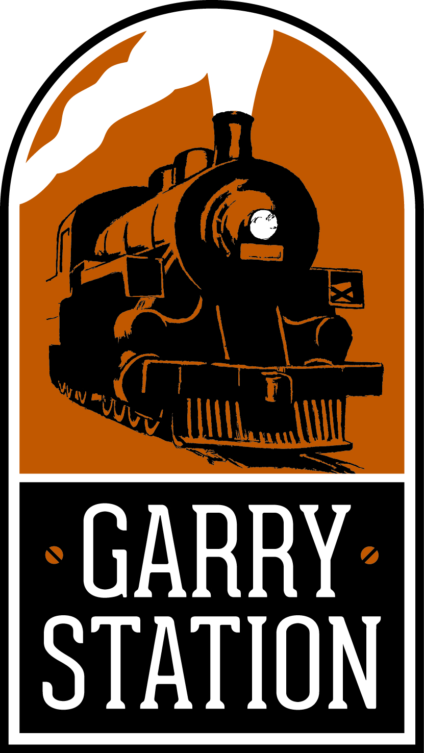 Garry_Station_Logo metallic